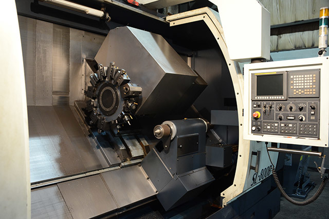Finish CNC Machining Services